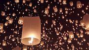 Лой Кратонг - праздник в Таиланде