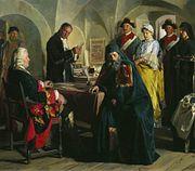 """300 лет назад Петр I создал Тайную Канцелярию. Её называли """"русской инквизицией"""", но чем конкретно она занималась?"""