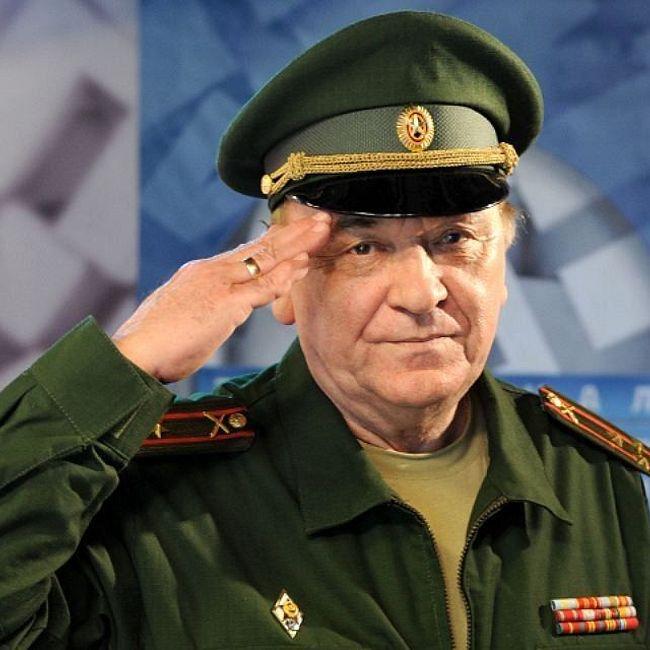 """Рассказ полковника Виктора Баранца """"Знамя"""""""
