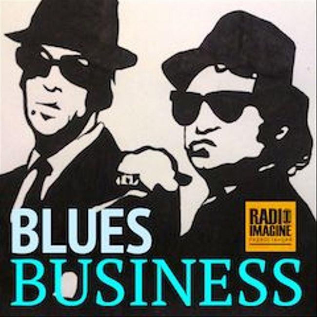 """Голландская блюзовая группа """"Cuby and the blizzards"""" в программе """"Блюз Бизнес"""". (151)"""