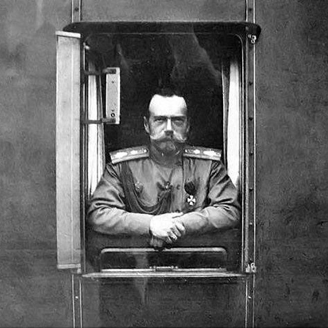 Николай II отрекся от престола и открыл дорогу в ад (3)