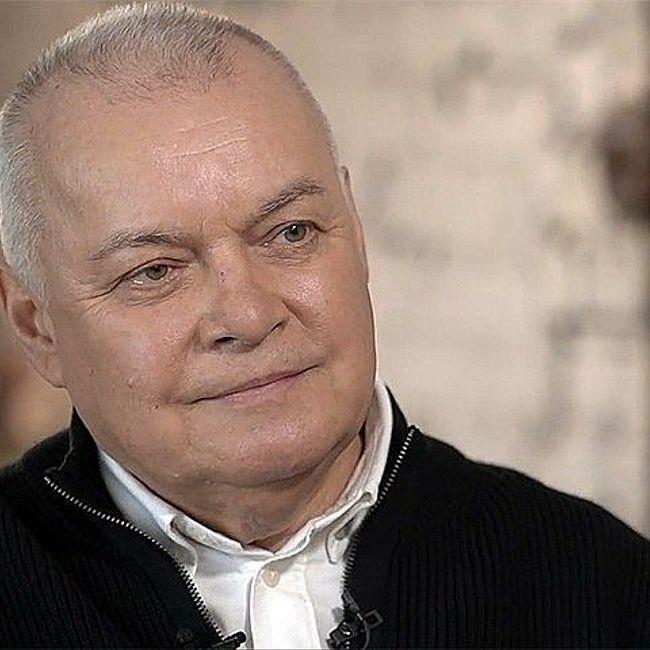 «Думаю, были ошибки, о которых Путин сожалеет». Телеведущий Дмитрий Киселев дал интервью Юрию Дудю