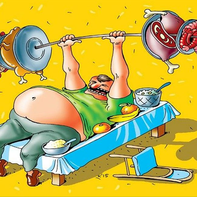 Россияне растут как на дрожжах: отчего мы на самом деле набираем лишний вес