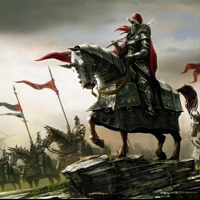Последний рыцарь короля (Григорий Родственников)