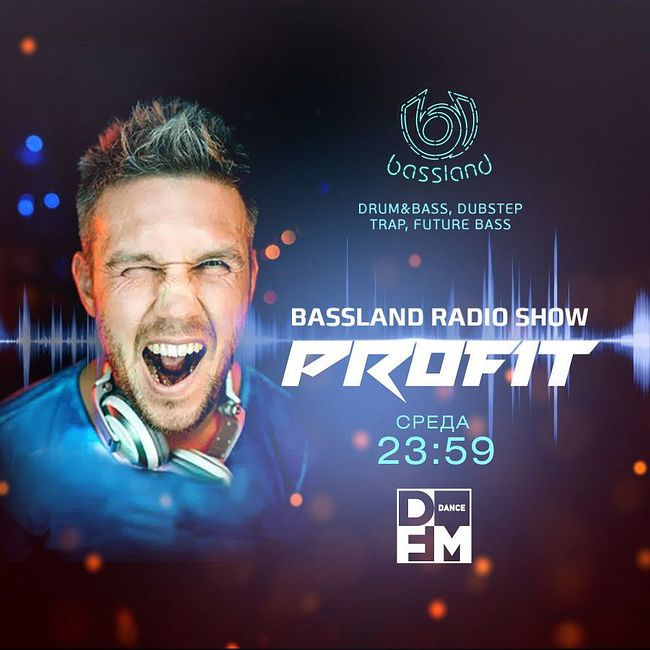 DFM DJ PROFIT #BASSLANDSHOW12/12/2018