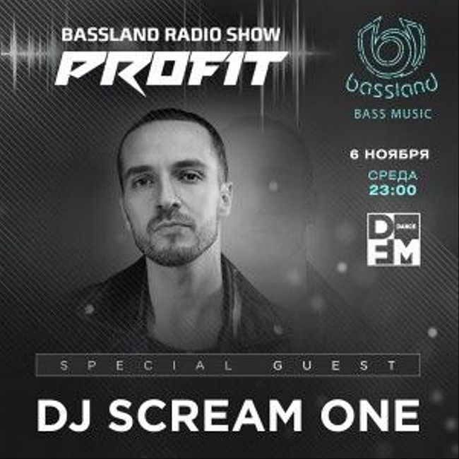 Bassland Show @ DFM (06.11.2019) - Special guest DJ Scream One. Trap, Future Beats, Future Bass
