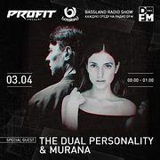 Bassland Show @ DFM (03.04.2019) - В гостях проект The Dual Personality & Murana