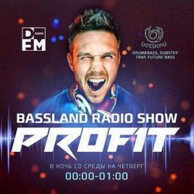 Bassland Show @ DFM (06.02.2019) - Январские Drum&Bass хиты