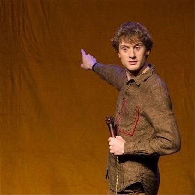 610. British Comedy: James Acaster