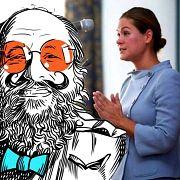 Гайдар бежит из Одессы, боясь расплаты