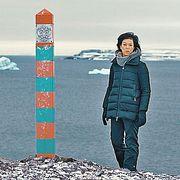 Эксклюзив : Елизавета Листова: Мы хотим прославить настоящих героев Арктики!