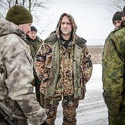 Эксклюзив : Захар Прилепин: После службы в Донбассе все иллюзии по поводу справедливой войны рухнули
