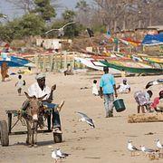 Гамбия. Страна на берегу