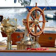 Управление судном при помощи парусов