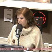 Елена Папанова о себе и родителях