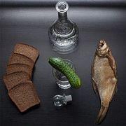 Легенда о водке