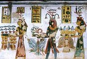 Судебное разбирательство поделу обубийстве фараона Рамзеса III, Египет, около 1153 г. дон.э.