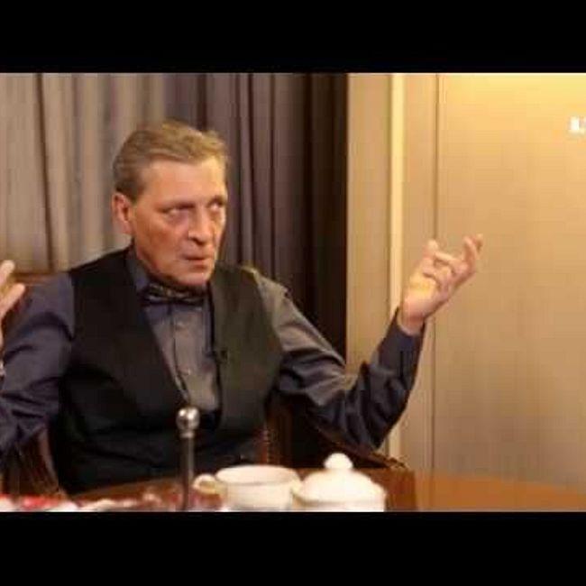 Архивное! Интервью Невзорова латышскому телевидению 6 июня 2016