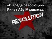 «О вреде революций» Ринат Абу Мухаммад