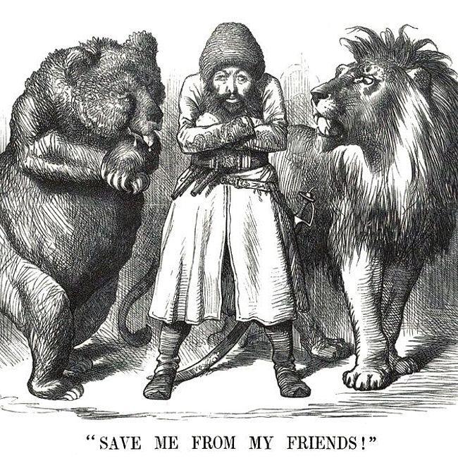 «Англичанка гадит». Истоки англофобских настроений в России