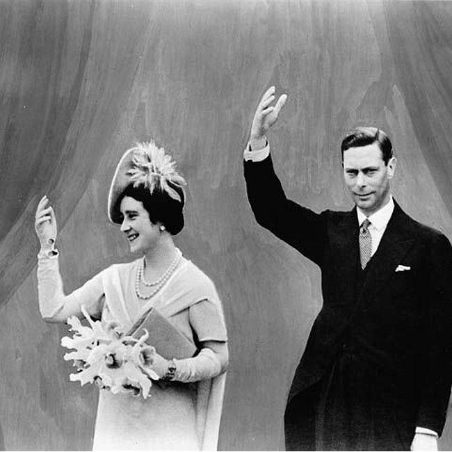 Семейные истории: Елизавета Боуз-Лайон и Георг Шестой