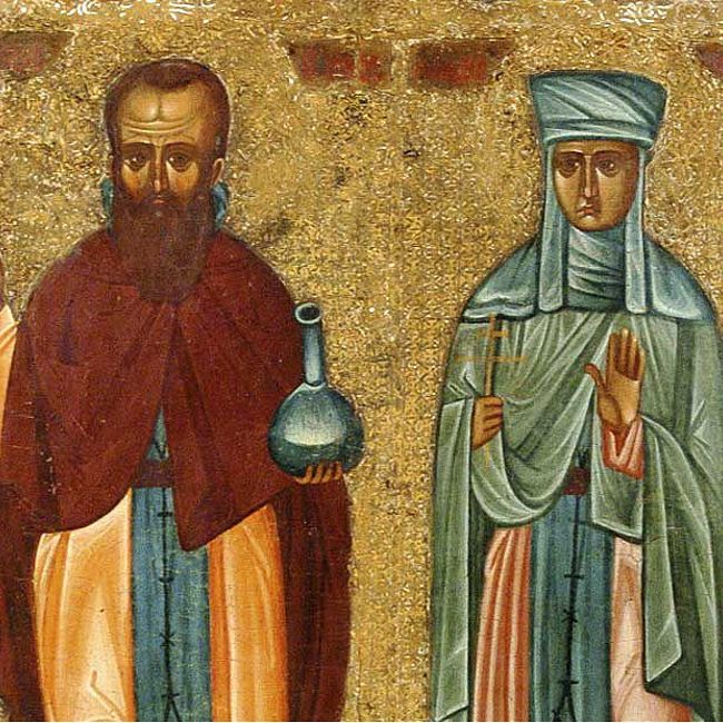 Семейные истории с Туттой Ларсен - Андроник и Афанасия