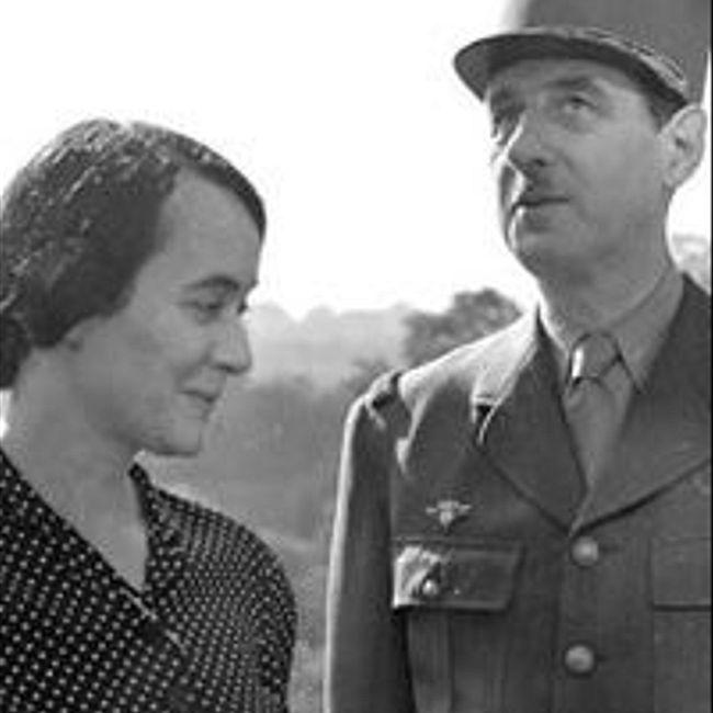Семейные истории: Шарль и Ивонна Де Голль