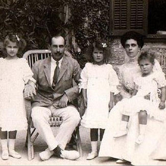 Семейные истории - Елена Романова и принц Николай Георгиевич