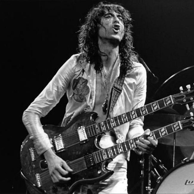120 минут классики рока: Джимми Пейдж (Led Zeppelin)