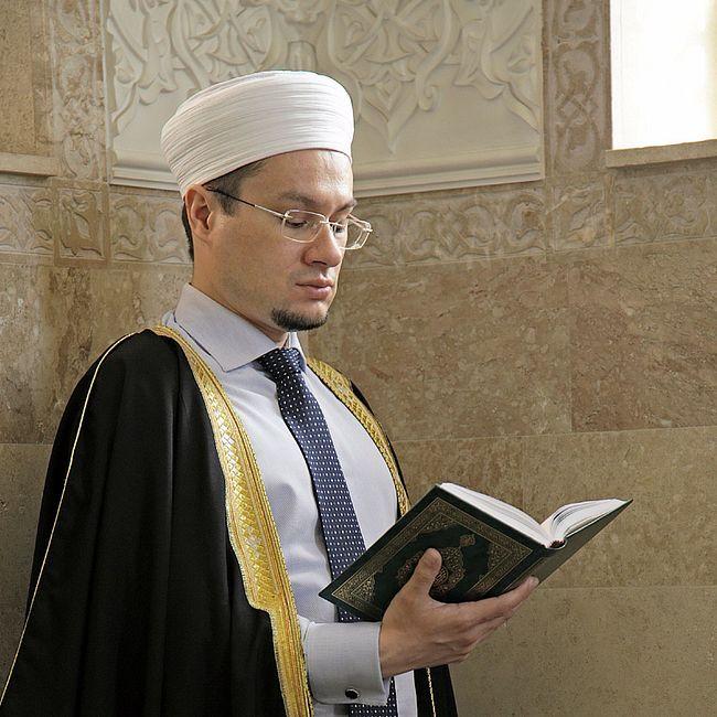 Ислам хазрат Зарипов. Ночь вознесения