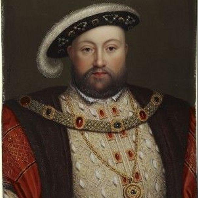 Генрих VIII Тюдор. Часть 4. Король-миротворец