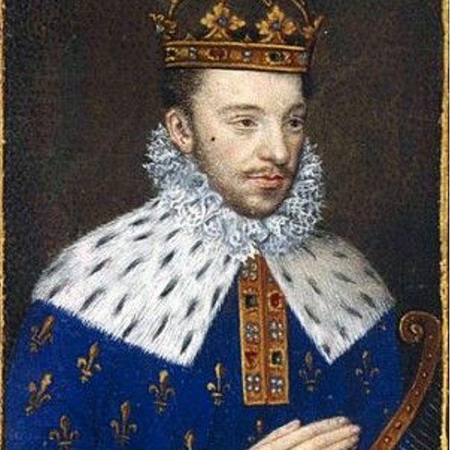 Генрих III Валуа. Часть 4. Король Франции