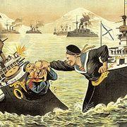 История отношений России и Японии