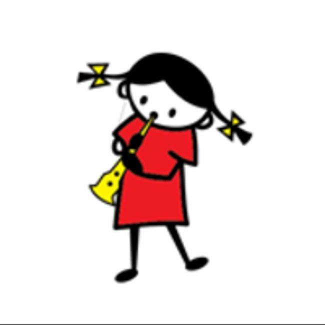 """Мы талантливы: Участники театра студии детской песни """"Ладушки"""" и художественный руководитель Диана Миниханова."""