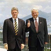 Взаимоотношения США и России во времена Б. Н. Ельцина