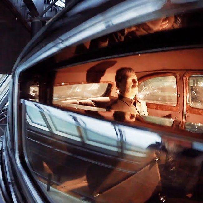 Герой фильма — автомобиль