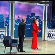 """Е.Петросян, Е.Степаненко - вступительная интермедия """"Пролог"""" (2001)"""