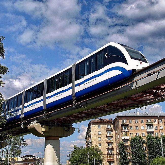 Однорельсовые поезда
