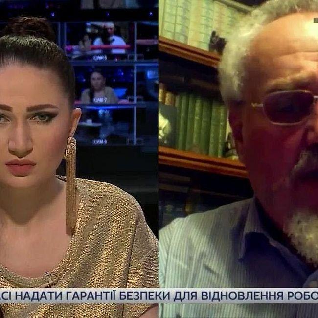 Андрей Зубов в программе БАЦМАН (2018)