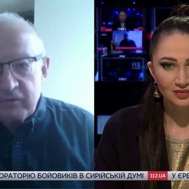 Андрей Пионтковский в программе БАЦМАН (2018)