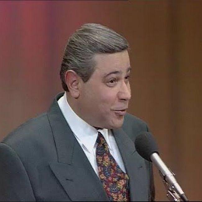 """Е.Петросян - монолог """"Сантехник"""" (1992)"""