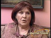 Мордюкова: Жена Тихонова любит кирнуть, и когда выпьет немножко, хочется ей со мной погутарить