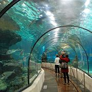 какой тоннель открыли для туристов в Барселоне
