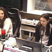 Нина Глонти и Ольга Аксенова