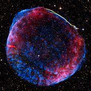 FAQ: Три самые необычные сверхновые звезды