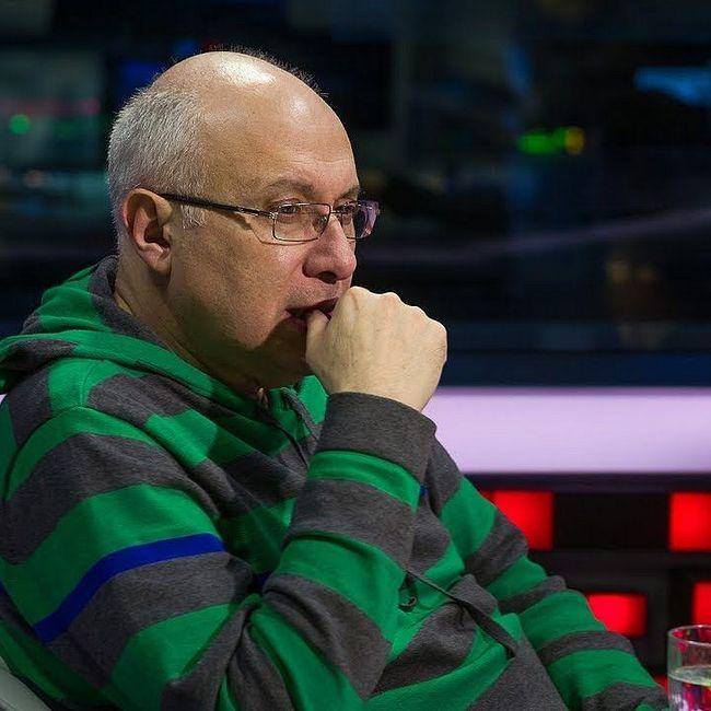 Матвей Ганапольский в программе БАЦМАН (2017)