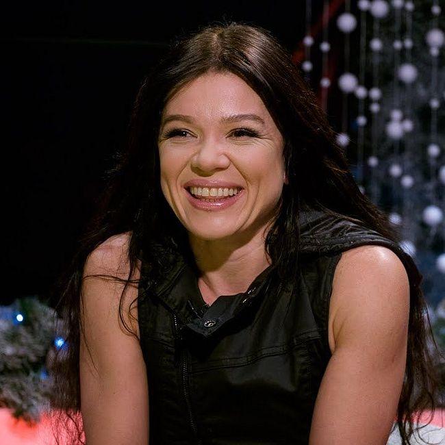 Руслана Лыжичко в программе БАЦМАН (2017)