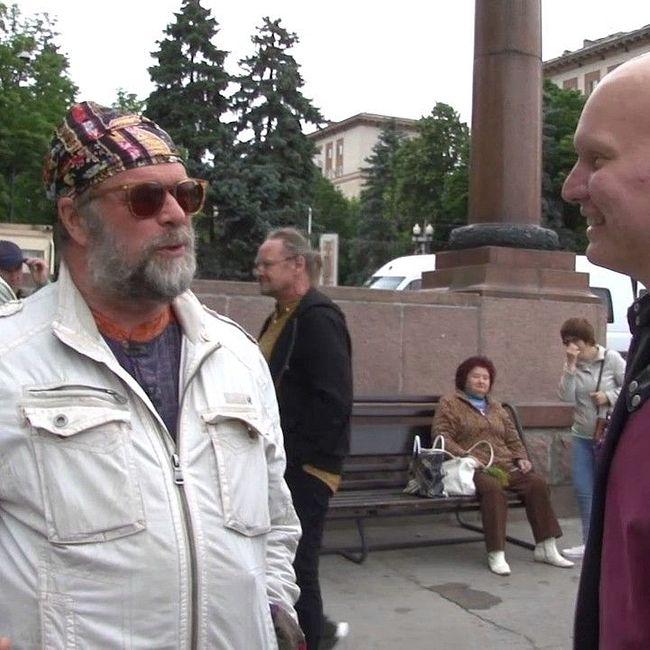 Борис Гребенщиков отказался давать автографы