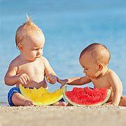 Питание детей на отдыхе: советы специалиста
