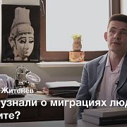 Исследования миграций и палеолитического искусства — Владислав Житенёв